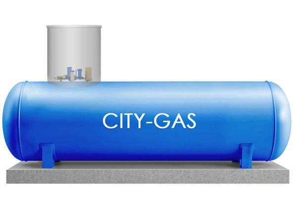 Газгольдеры City-Gas (Болгария)